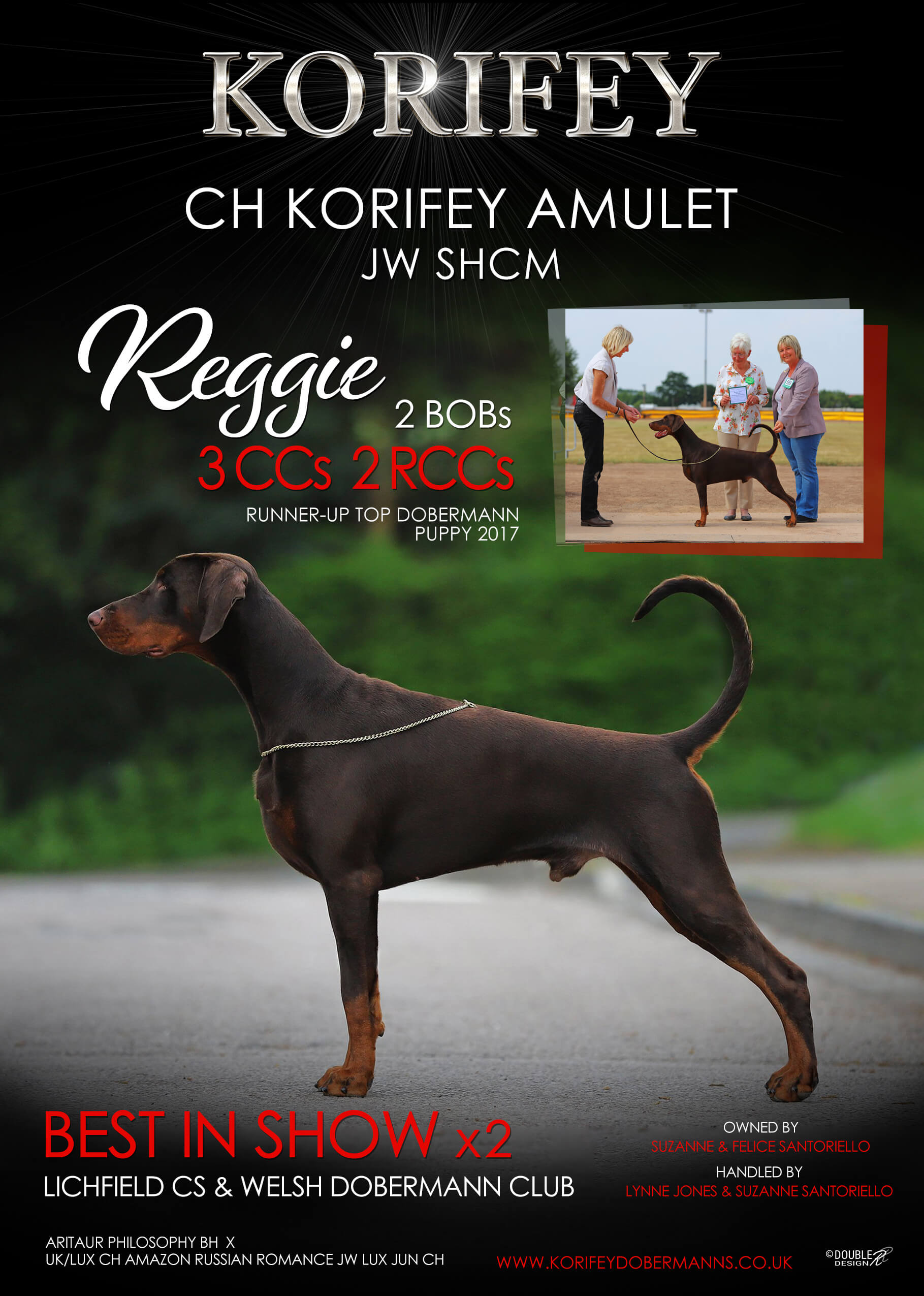 2018 Yearbook Dobermann Korifey