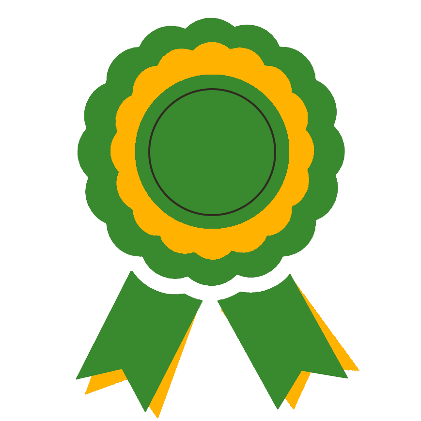 The Dobermann Club Rosette
