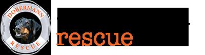 Dobermann rescue logo