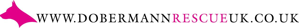 Dobermann rescue uk logo