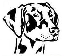 Lincs Dobermann Rescue logo